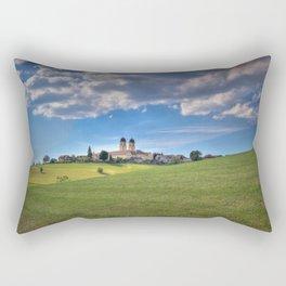 Kloster St. Morgen im Schwarzwald Rectangular Pillow