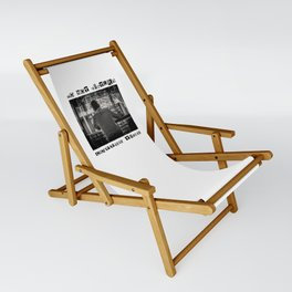 DO NOT DISTURB - Coffee Time Sling Chair