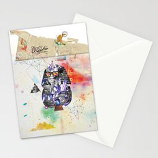 Tuts formation Stationery Cards