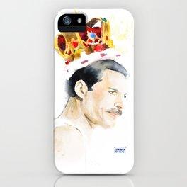 FreddieMercury iPhone Case