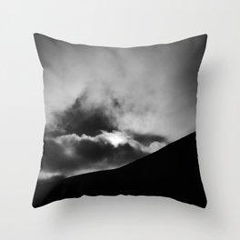 Exmoor III Throw Pillow