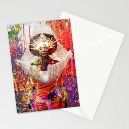 Bakar fata Stationery Cards