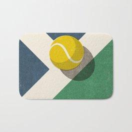 BALLS / Tennis (Hard Court) Bath Mat