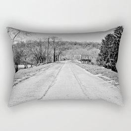 Long Road To Ruin Rectangular Pillow