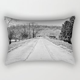 Long Road To Ruin Rectangular Pillow