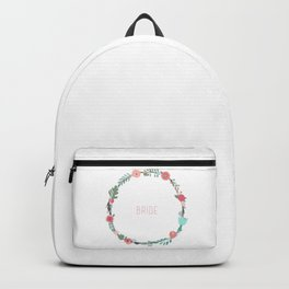 Bride To Be Backpack