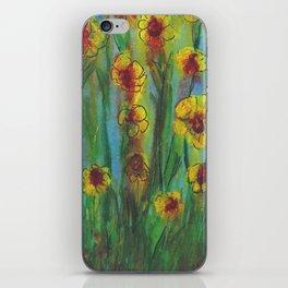 Black Eyed Susans iPhone Skin