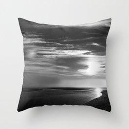 Divergent Paths Throw Pillow
