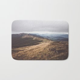 Over the hills and far away Bath Mat