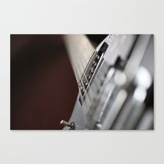 Gretsch Canvas Print