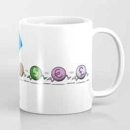 BLOCKCHAIN TECHNOLOGY Coffee Mug