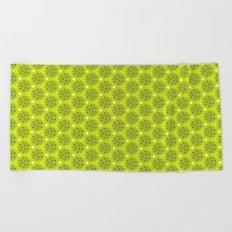 Kiwifruit Beach Towel