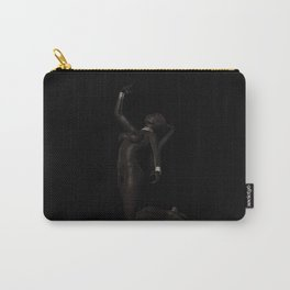 Tribal Nude Female Carry-All Pouch