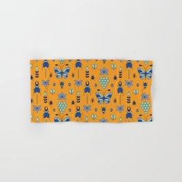 Insectarium Pattern Hand & Bath Towel