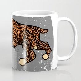 Mandala Tiger Coffee Mug