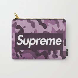 Camouflage-Supreme Carry-All Pouch