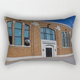 Erie Street Market Rectangular Pillow