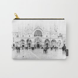 Piazza San Marco, Venice (Italy) Carry-All Pouch