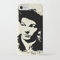 louis tomlinson iPhone & iPod Cases featuring Louis Tomlinson by Aki-anyway