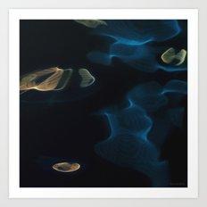 WATER / H2O #56 Art Print