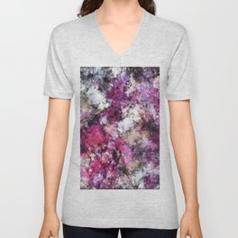 Unexpected visitor Unisex V-Neck