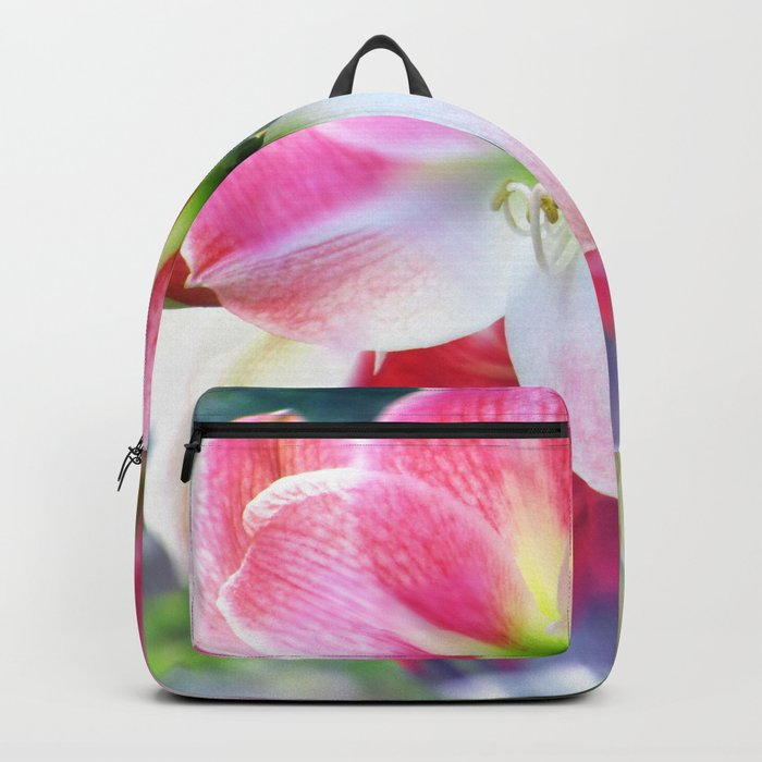 Atmospheric Amaryllis Backpack