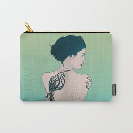 Tattooed Lady Update Carry-All Pouch