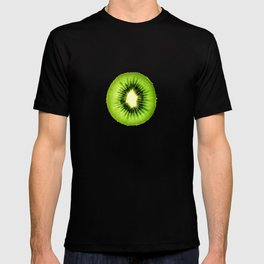 Kiwi Fruit Slice T-shirt
