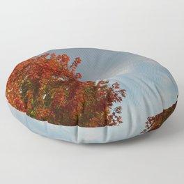 Fall by Teresa Thompson Floor Pillow