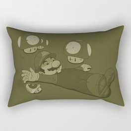 Tragic Ending-raw Rectangular Pillow