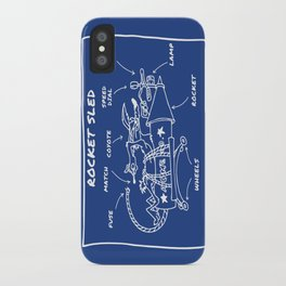 The plan iPhone Case