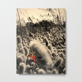 Stand Out in A Crowd Metal Print