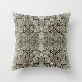Second Chakra Throw Pillow
