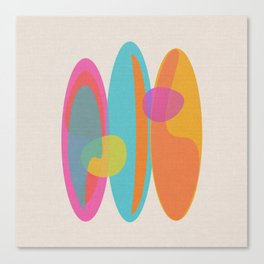 Surf 3 Canvas Print