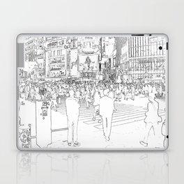 Tokyo citylife Laptop & iPad Skin