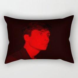 Cillian Murphy - Celebrity  (Photographic Art) Rectangular Pillow