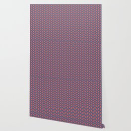 Colored Fifties Pattern 09 Wallpaper