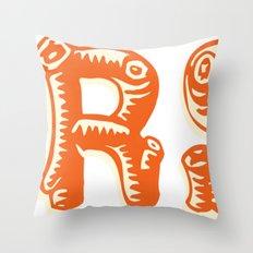 PSTK Pine Throw Pillow