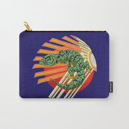 Native Japanese Gecko Carry-All Pouch