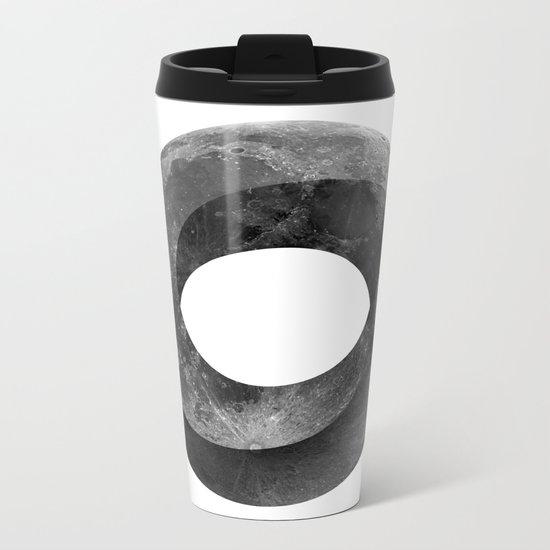 Torus Ring Metal Travel Mug