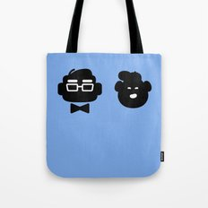 mr. fredricksen & russell Tote Bag