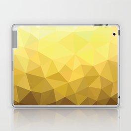 Golden Luxury Laptop & iPad Skin