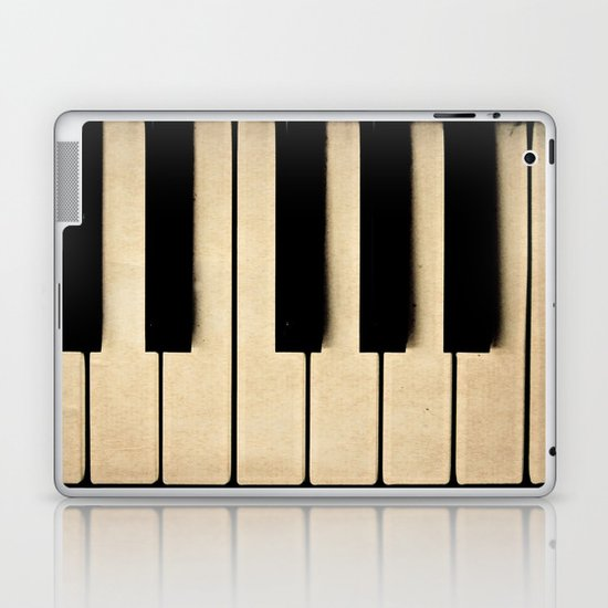 Piano Laptop & iPad Skin
