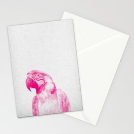 Parrot 02 Stationery Cards