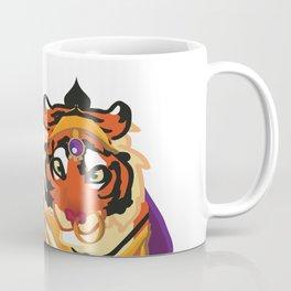 Spades Suit- Queen of cats Coffee Mug