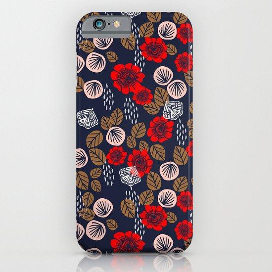 Butterflies in the Garden iPhone & iPod Case