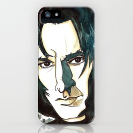 Professer Snape iPhone Case