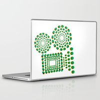 cinema Laptop & iPad Skins featuring CINEMA by GAS_