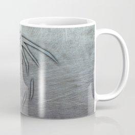 Bigcat Tribal on Metal Coffee Mug