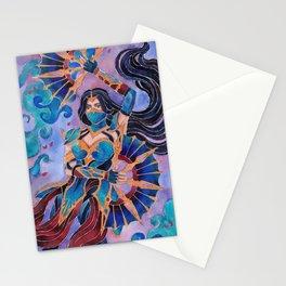 Royal Storm Stationery Cards